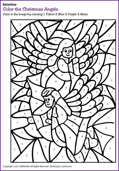 color by number worksheets for sunday school coloring pages. Black Bedroom Furniture Sets. Home Design Ideas