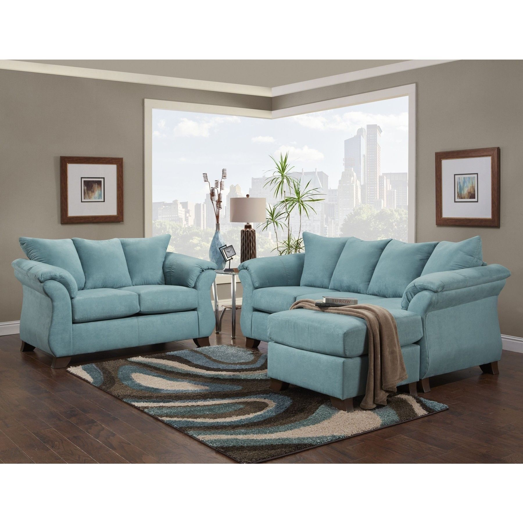 sofa trendz cailyn sofa/ chaise | online furniture, free delivery