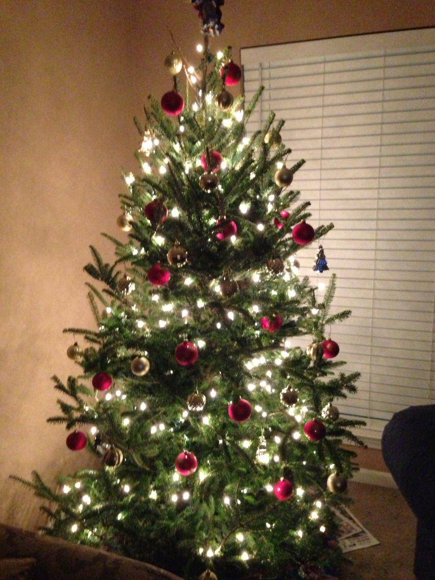 My Old Fashion Christmas Tree!🎄 Fashion christmas tree
