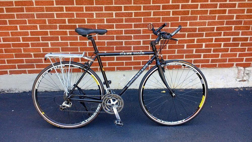 Motobecane Cafe Noir Road Bike Roadbikegear Road Bike Bike