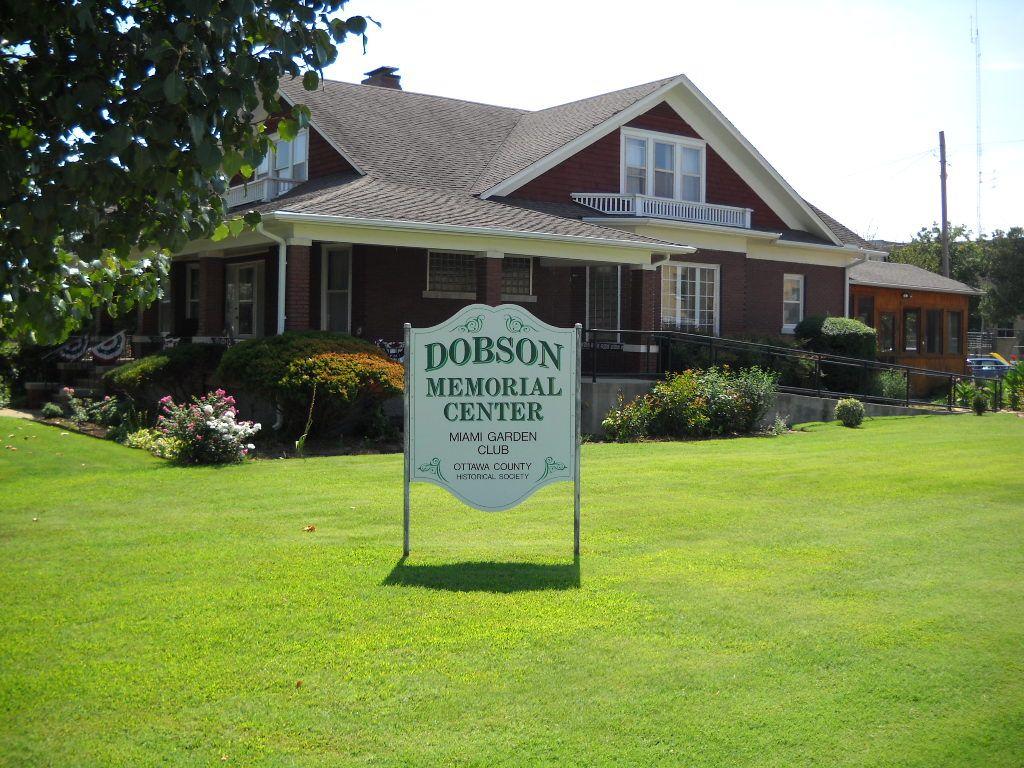 Dobson memorial center in miami oklahoma national