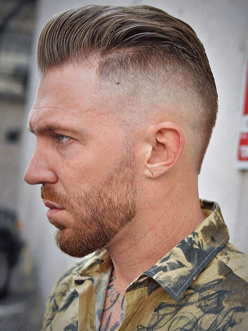 Hairstyles For Men The 13 Original Styles Of Military Haircut Regulations For Special Force Menshair Military Haircut Military Haircuts Men Cool Mens Haircuts