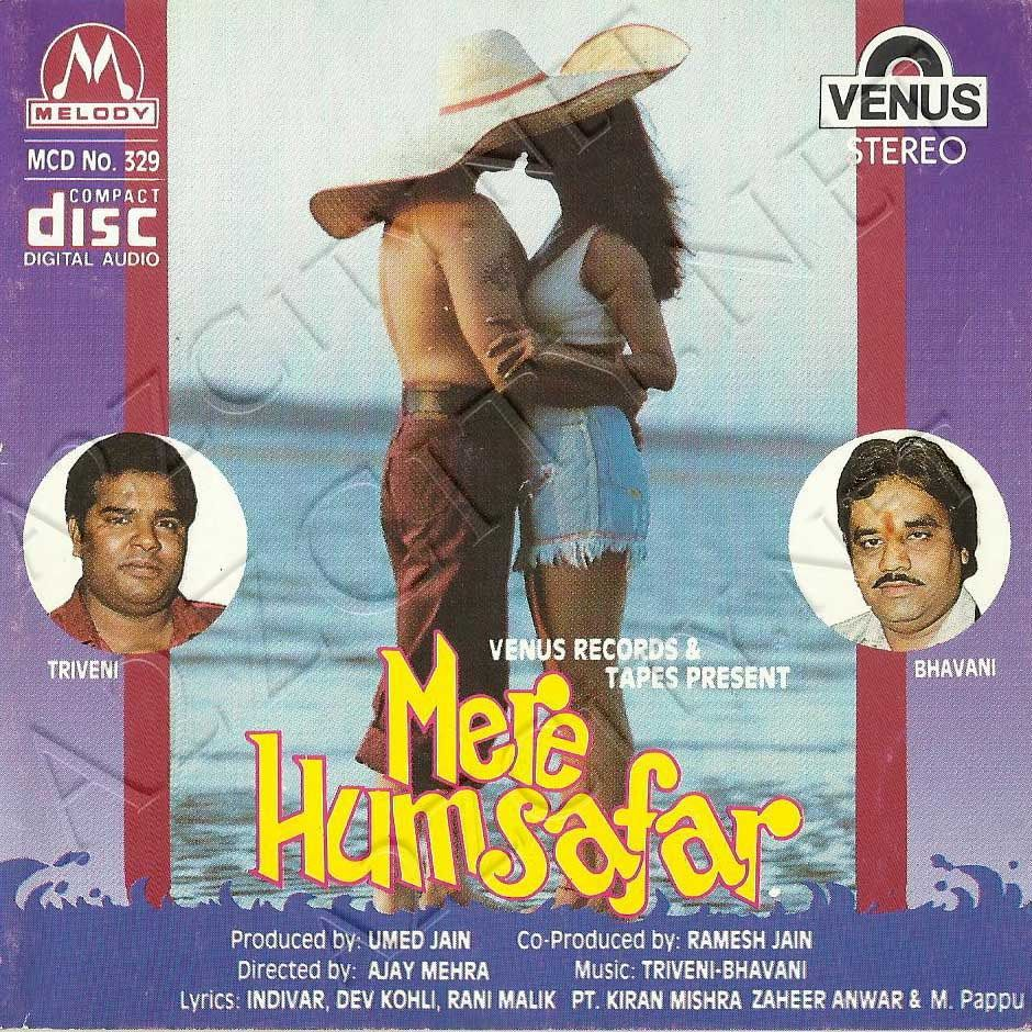 Mere Humsafar 1994 Flac Bollywood Songs Bollywood Movie Old Movies