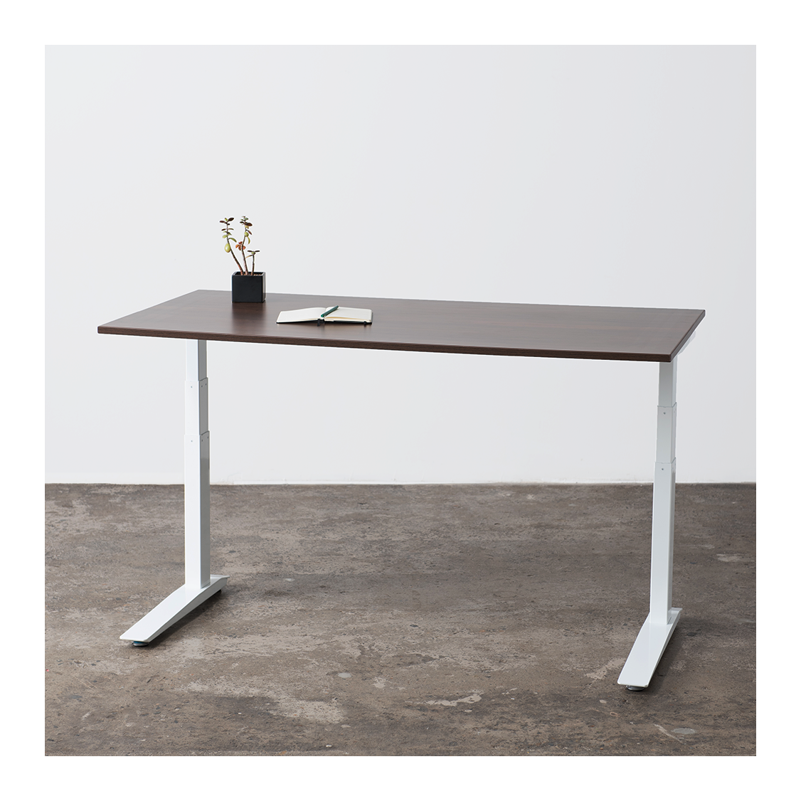 Awesome Jarvis Laminate Standing Desk Stand Desk Adjustable Download Free Architecture Designs Xaembritishbridgeorg