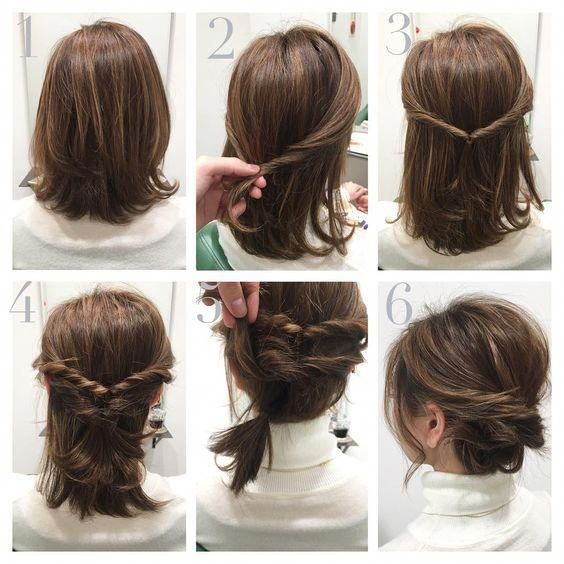 Amazing Easy Hair Styles #easyhairstylesforschool