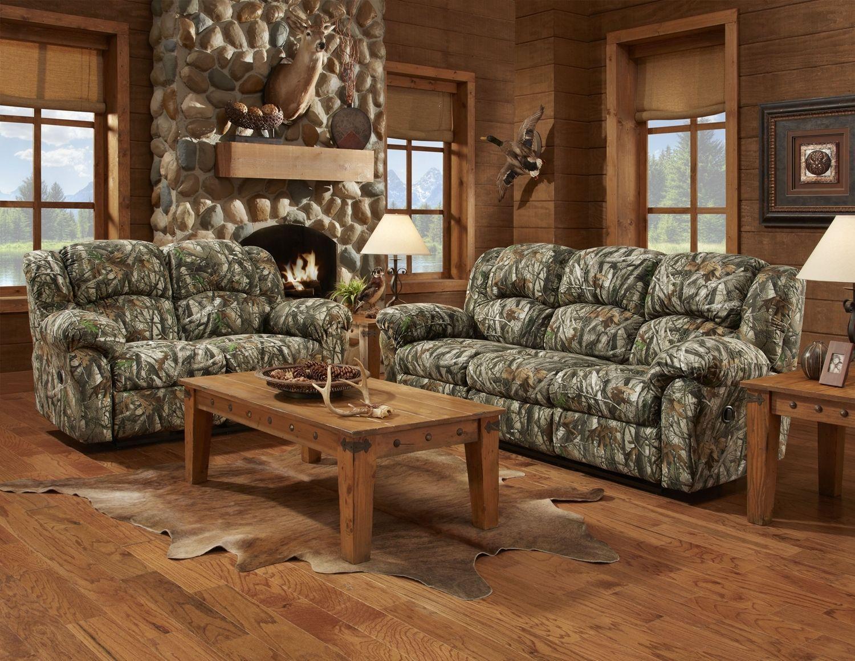 Camo Living Rooms Room Recliner, Camo Living Room Ideas
