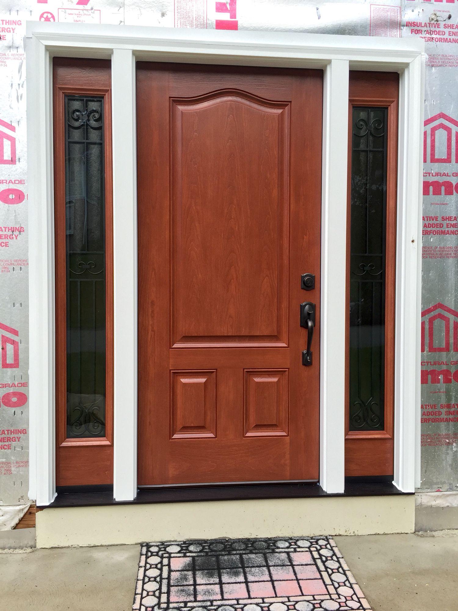 Provia Signet Fibergl Entry Door