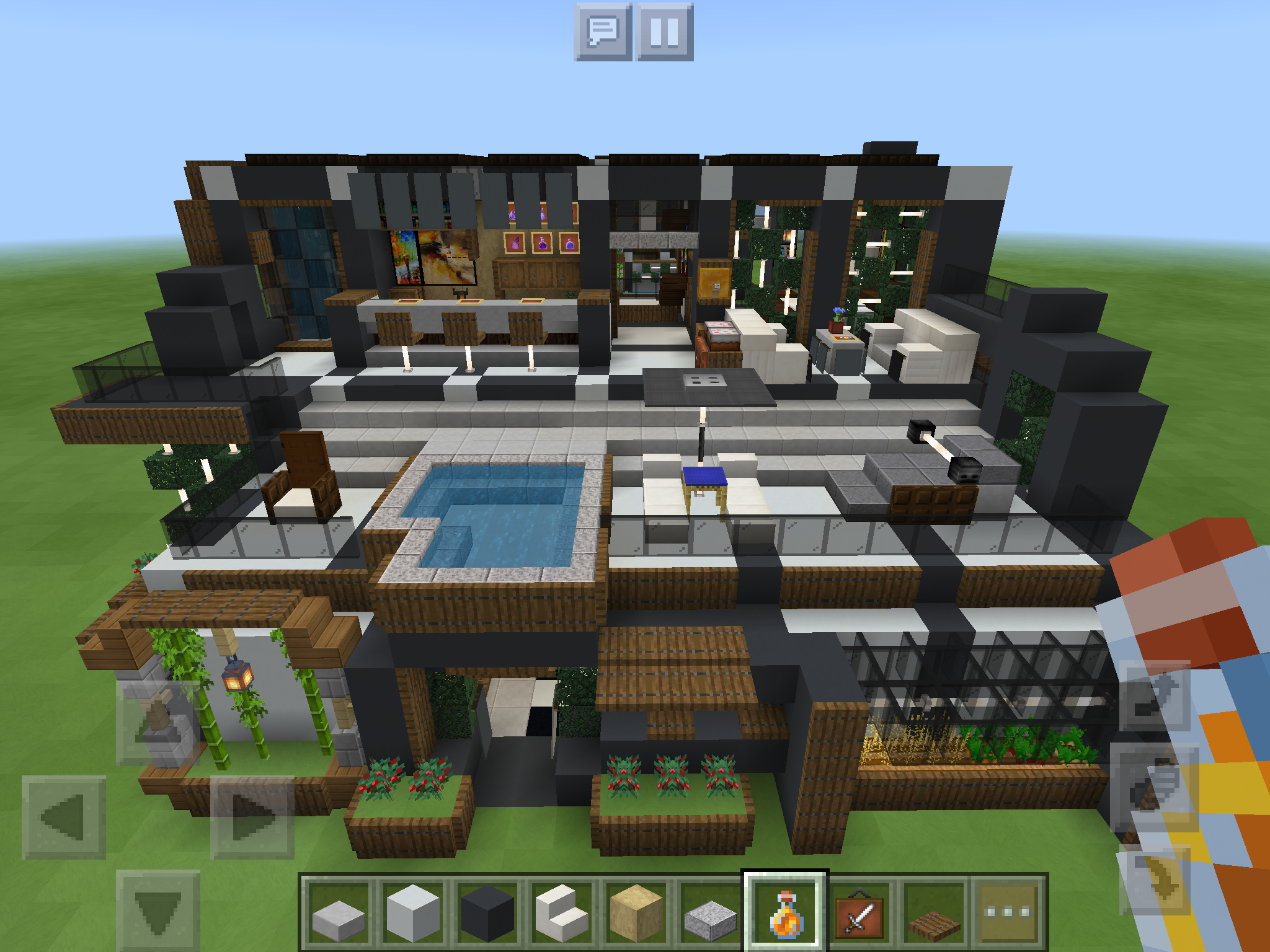 Ideas For Minecraft Houses In 2021 Minecraft House Plans Minecraft House Designs Minecraft Houses