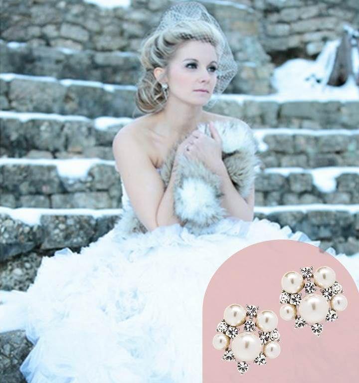 Winter Wedding on Pinterest   257 Pins   Wonderland Wedding David Tutera