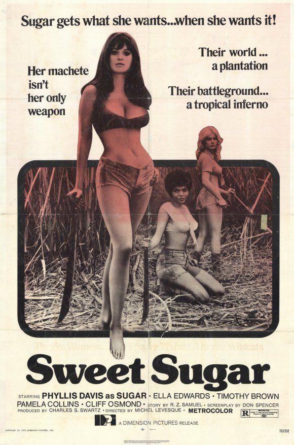 Sweet Sugar (1972) Stars: Phyllis Elizabeth Davis, Ellaraino, Timothy Brown  ~ Director: Michel Levesque