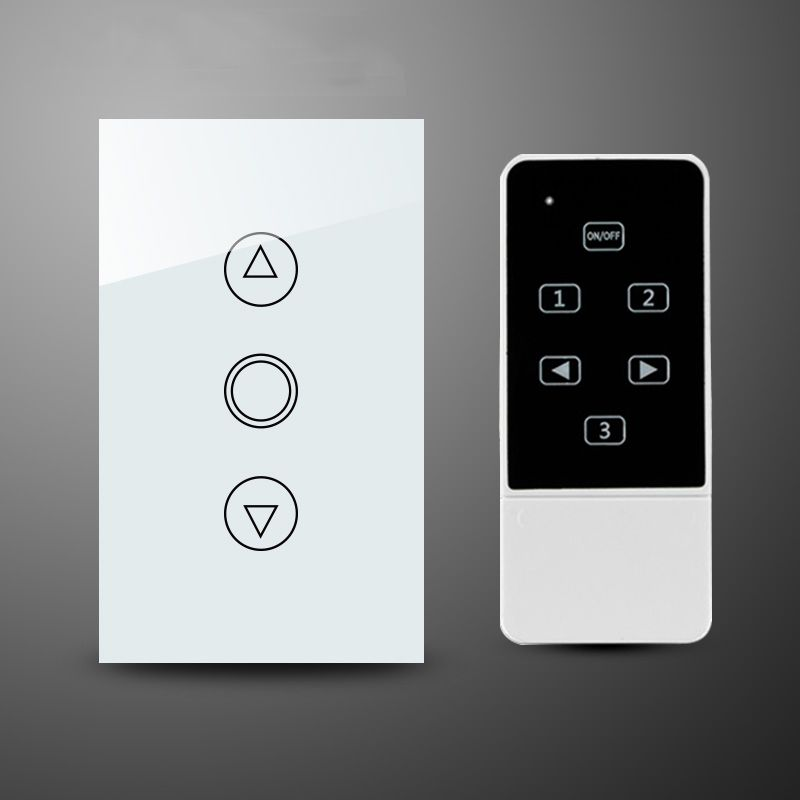 Broadlink Rm Pro Rf Touch Wall Switch Us Au 433mhz Wireless Dimmer Switch Universal Wifi Smart Hom Remote Control Light Remote Light Switch Light Dimmer Switch