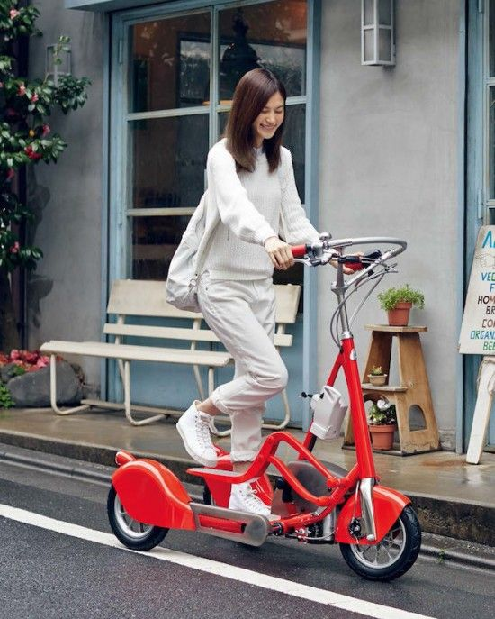 Walking Bicycle Some Inventions Are Absolute Genius Like