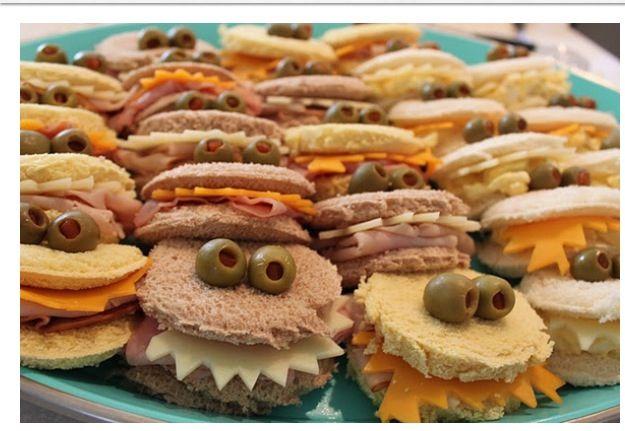 Dworianyn Love Nest 31 Days of Halloween Day 16 - Halloween Food - pinterest halloween food ideas