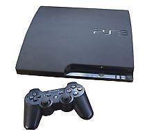 Sony PlayStation 3 Slim 320 GB Charcoal Black Console (CECH-3003B)  https://t.co/kraWCaEtMv https://t.co/qXDtwjpIWv