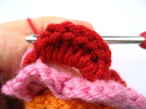 IMG_1140 | Crochet | Pinterest | Flores de ganchillo, Patrón de ...