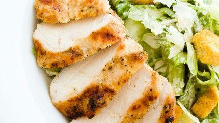 سلطة سيزر لذيذة Recipe Cooking Salad Salads