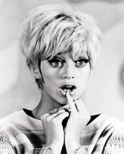 Goldie Hawn, early 1960s