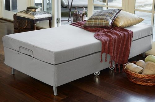 Top 10 Best Portable Folding Guest Beds With Mattress