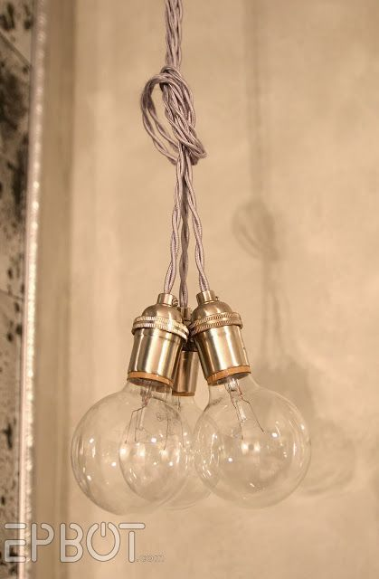 Epbot Wire Your Own Pendant Lighting Easy Fun