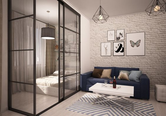 Fantastisch Choosing A Small Studio Apartment As Your Living Place Is A Good Choice. If  You Do Not Need Many Rooms Inside Your Apartment, You Might Need Some  References ...