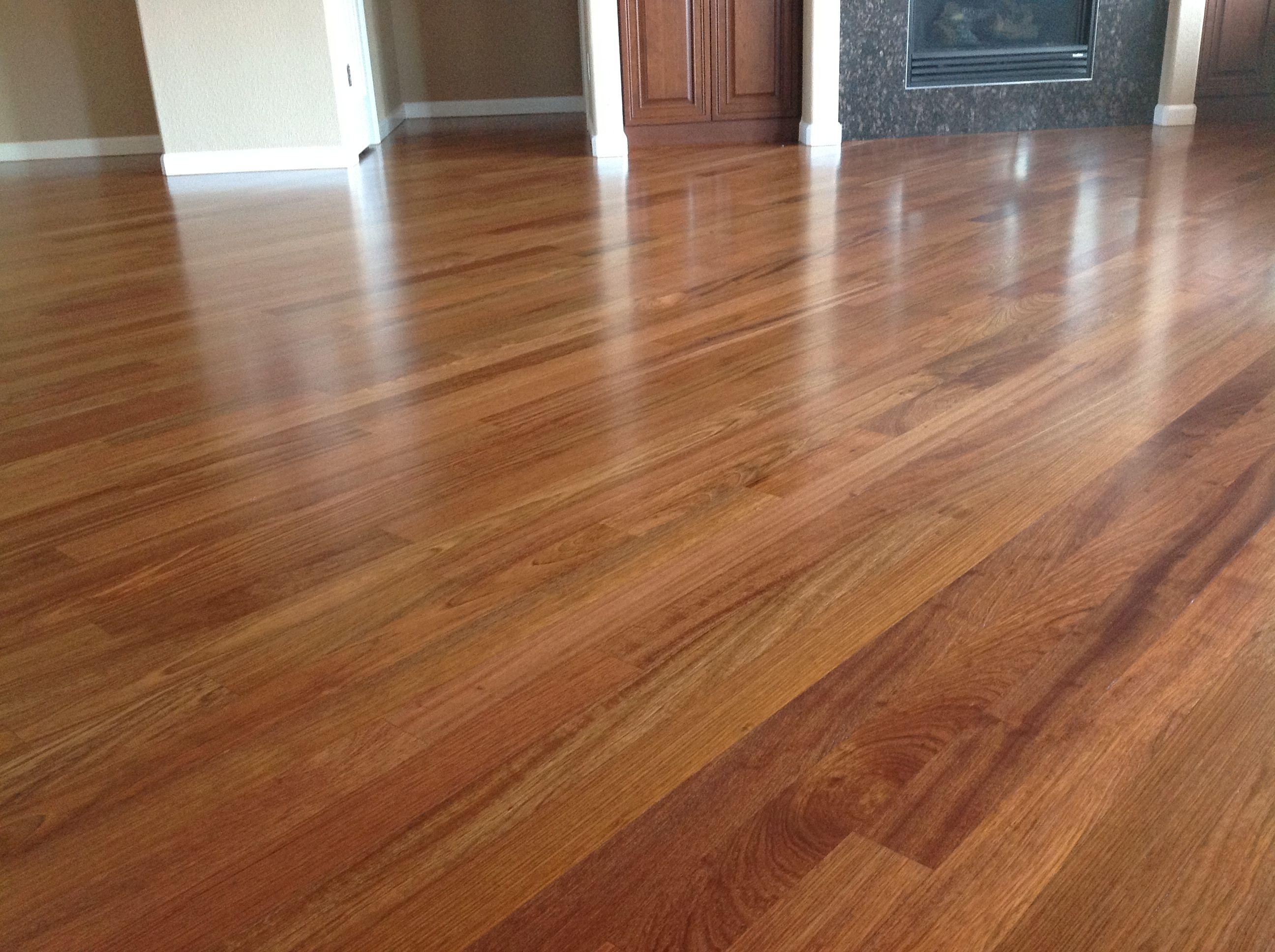 American cherry wood flooring refinishing floors