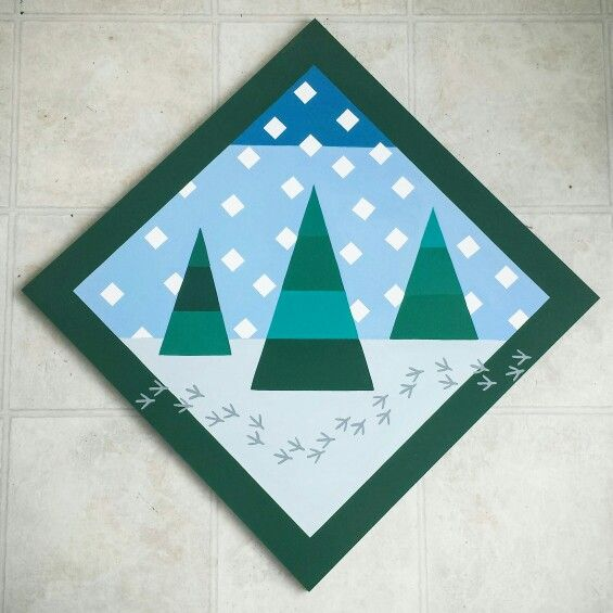 Gardiner's Gate Barn Quilts … | Painted barn quilts, Barn ...