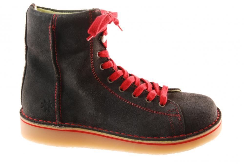 #Grünbein #Boots Louis sued dunkelgrau
