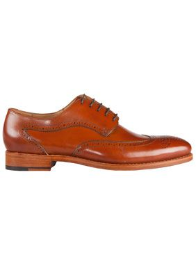 Quarvif Quarvif Rahmengenahter Budapester Cognac Business Schuhe