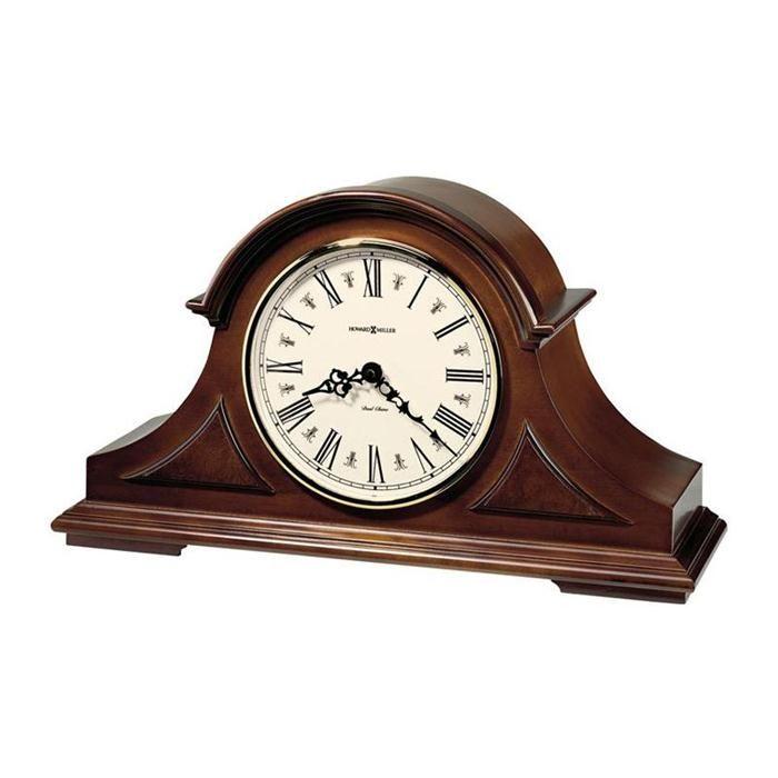 Burton Ii Mantel Clock In Windsor Cherry Nebraska