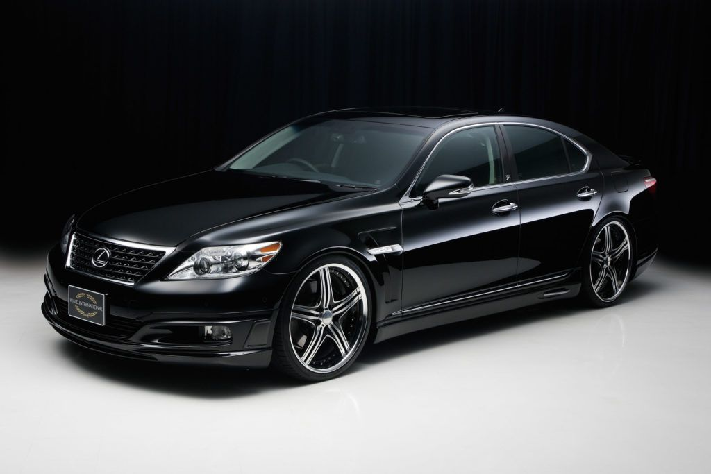 The Top Five Special Edition Lexus Models Of All Time Money Inc Lexus Models Lexus Ls Lexus Ls 460