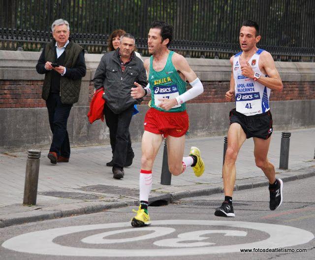 11915 Atletismo Fotografías Xvi Medio Maratón Villa De Madrid Domingo 3 De Abril De 2016 Media Maraton Atletismo Maraton