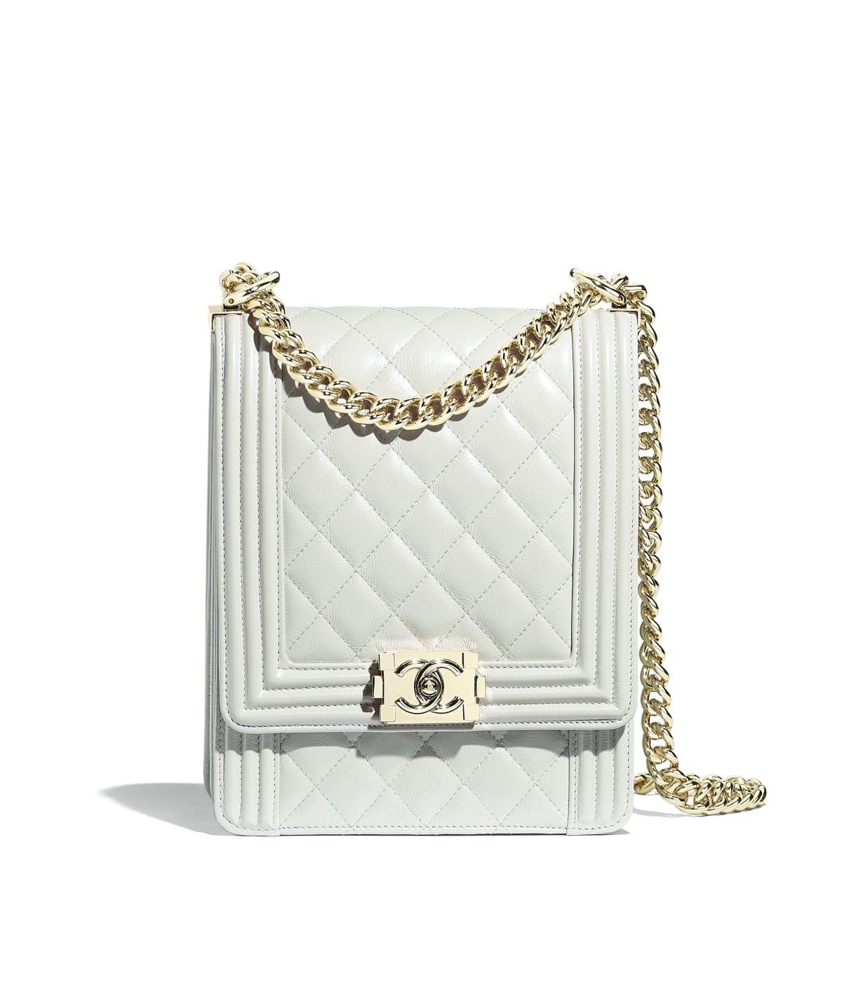 99f9d4a70a3a Handbags of the Spring-Summer 2019 CHANEL Fashion collection   BOY CHANEL  Handbag