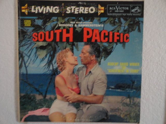 South pacific Record vintage good condition plays well