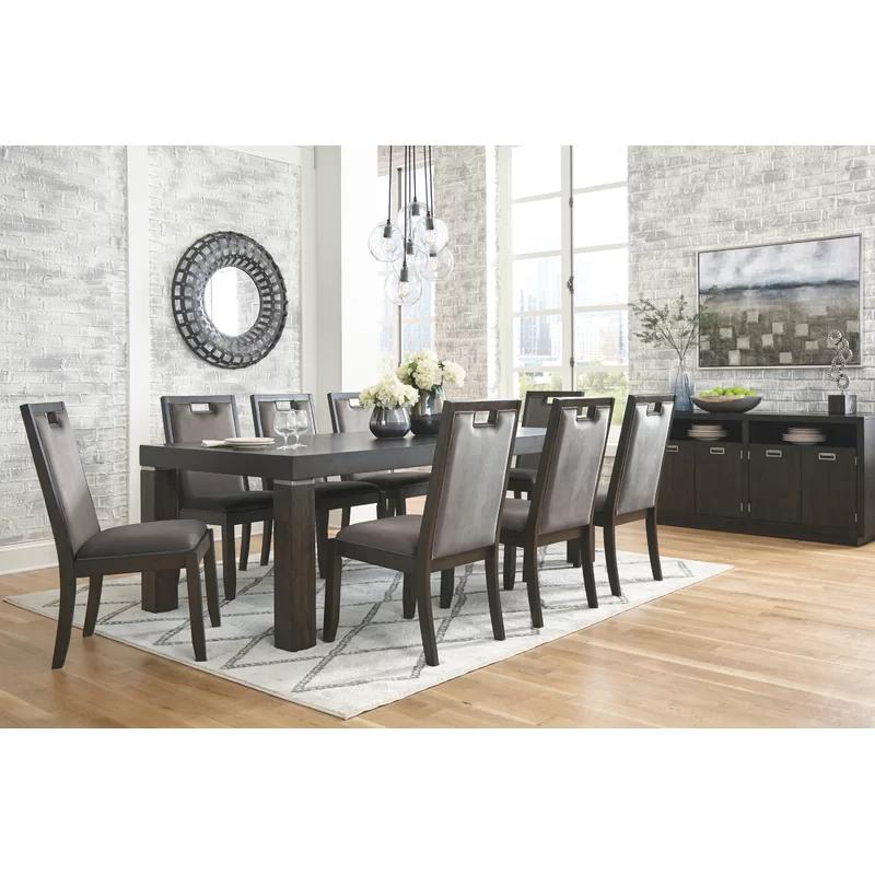 25++ Gray 9 piece dining room set Best Seller