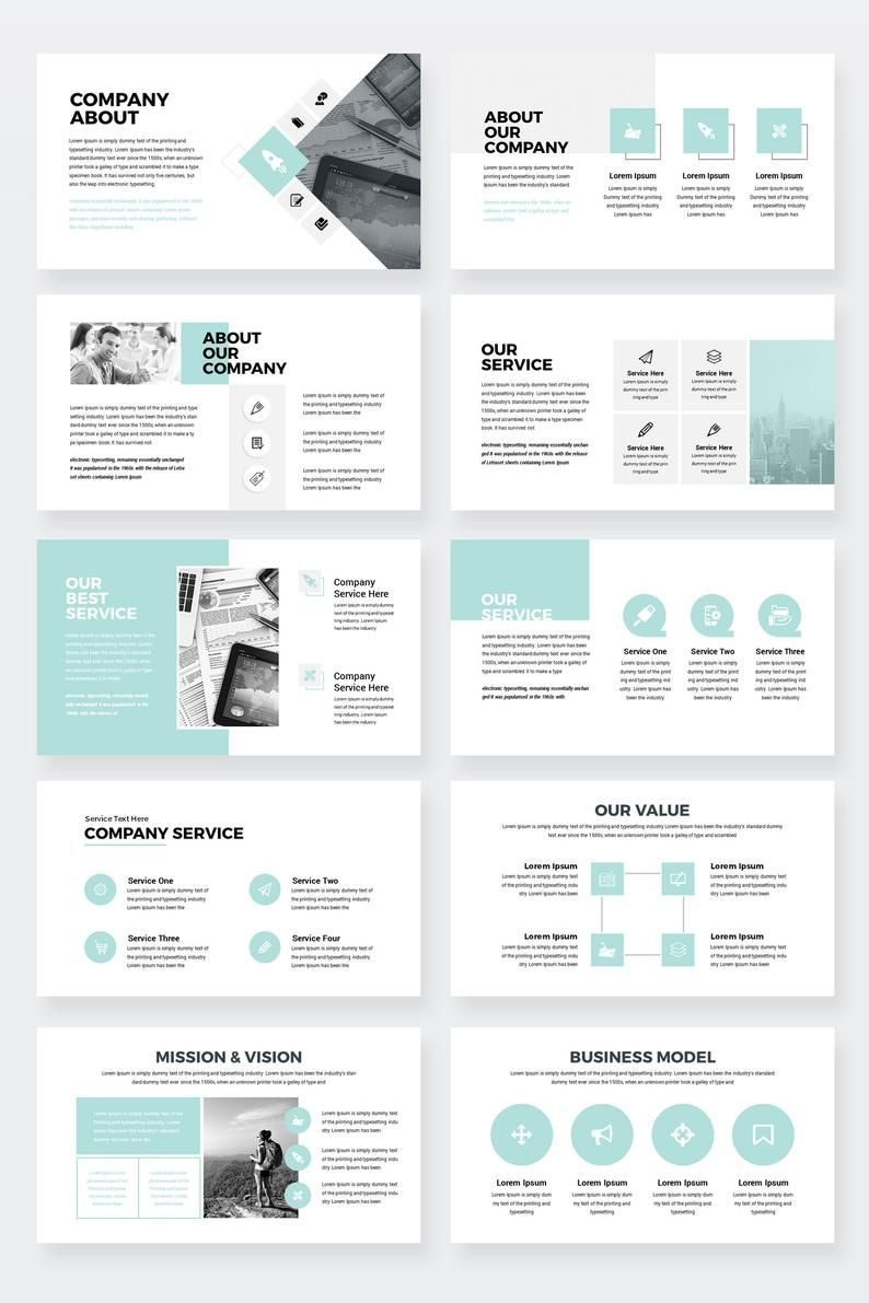 Company Pro Clean Business PowerPoint Presentation