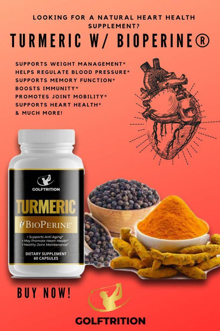 Turmeric w/ Bioperine- Promotes joint health Promotes Healthy Joint Maintenance* assisting thebody in fighting inflammation*and supporting your ability to take solid shots!Made with BioPerine® which helpsincrease the absorption of the supplement meaning you willexperience the maximum effect* of this amazing herb!  Boosts Immunity* which may supportthe body's ability to resist disease* #golfersupplements #supplements #golffitness #golf #golfer #n #NaturalSkinRemedies