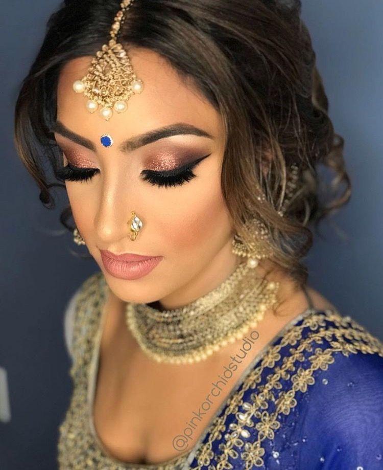 Pinterest Pawank90 With Images Bridal Makeup Images Indian
