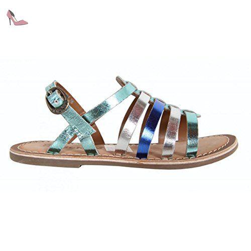 Sandales pour Fille KICKERS 472310-30 DIXMILLION FUCHSIA ATe4geBjT