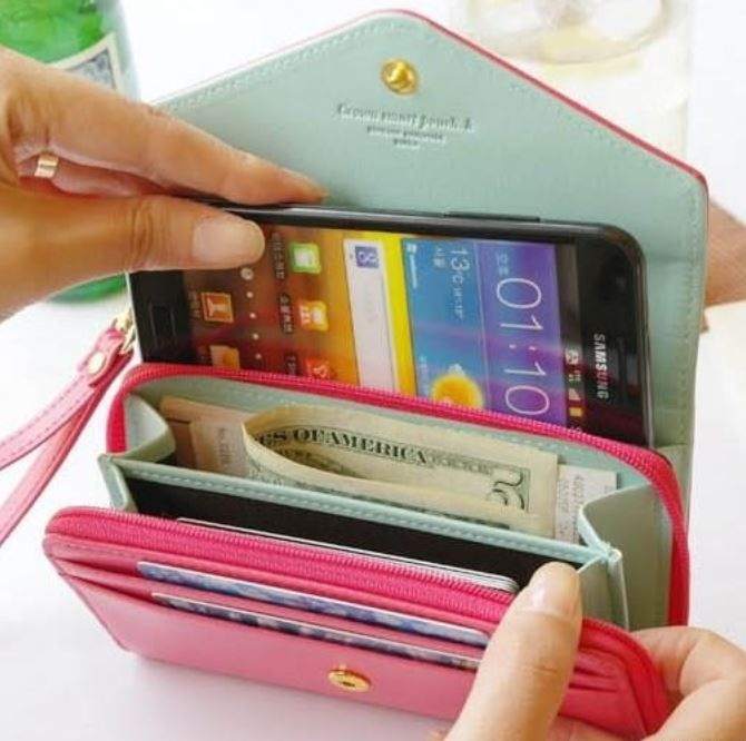 New Multifunctional Women Wallets C..