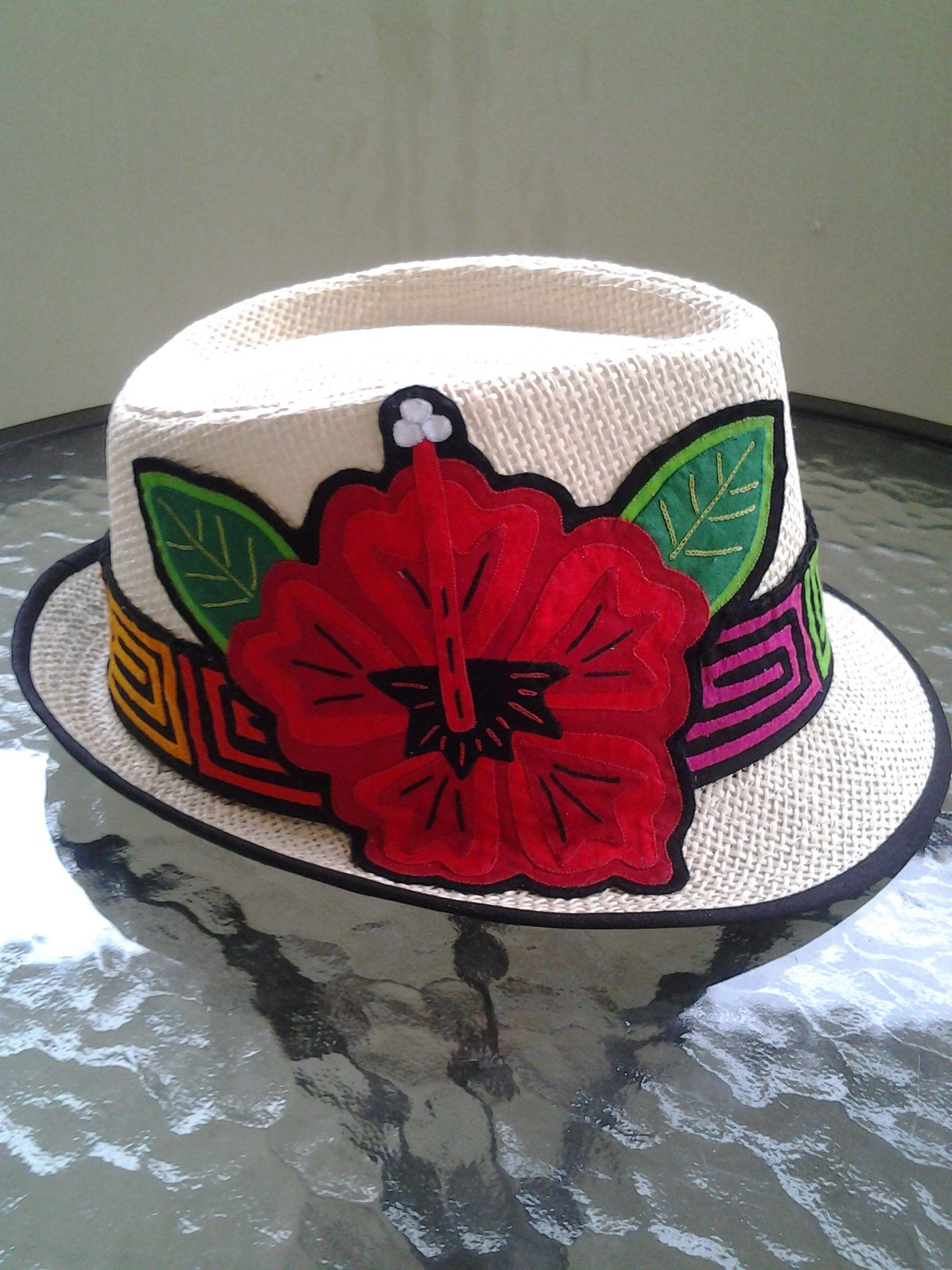 Accesorios Para El Cabello · Vendido Sombreros Pintados A Mano 2c302d9c80a
