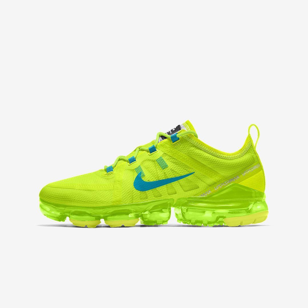97134127c89b Nike Air VaporMax 2019 By You Custom Women s Shoe Size 10.5 (Multi-Color)