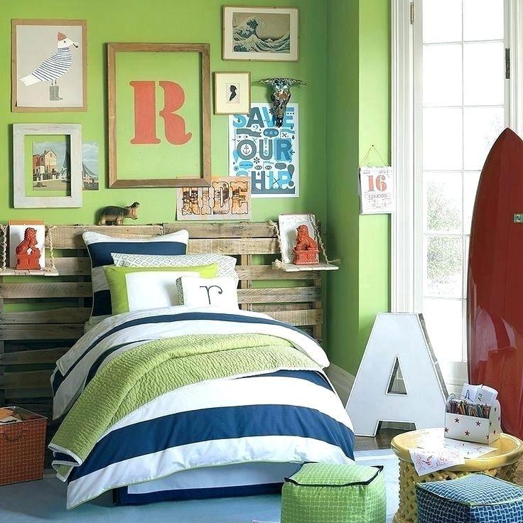 jungen schlafzimmer farben mit bildern  kleinkind junge