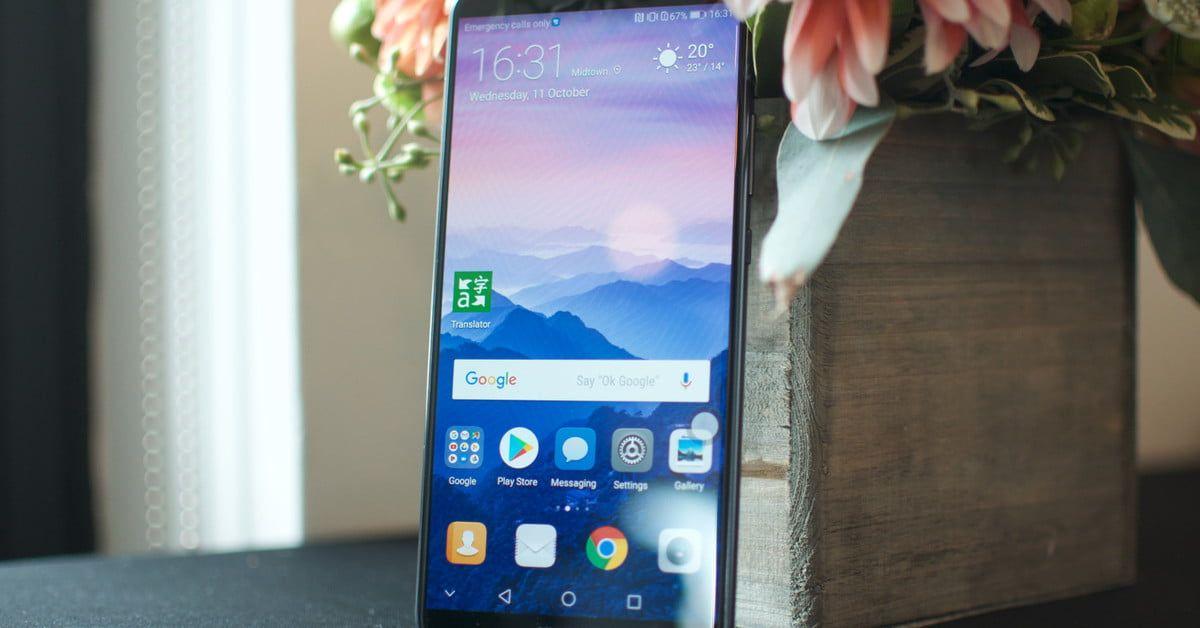 Huawei Mate 10 Pro vs  Google Pixel XL | Digital Trends | Huawei