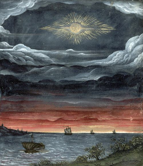 Kometenbuch(1587).