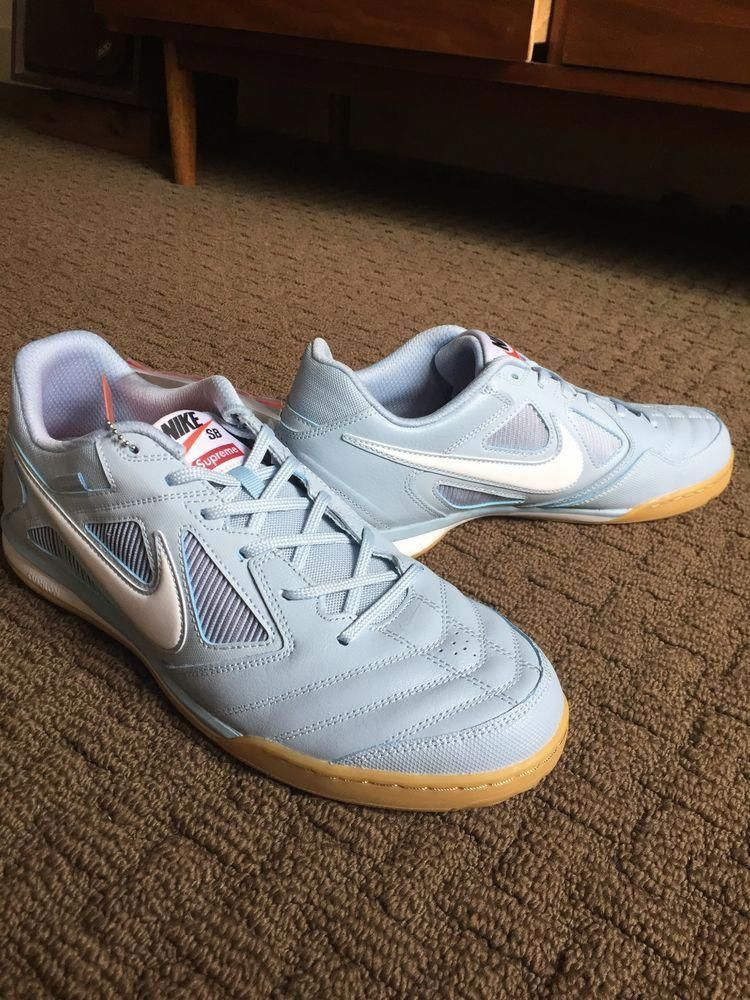 new arrival 06087 999d1 Nike x Supreme Gato Light Blue Size 11 CONFIRMED  fashion  clothing  shoes   accessories  mensshoes  athleticshoes (ebay link)   ...