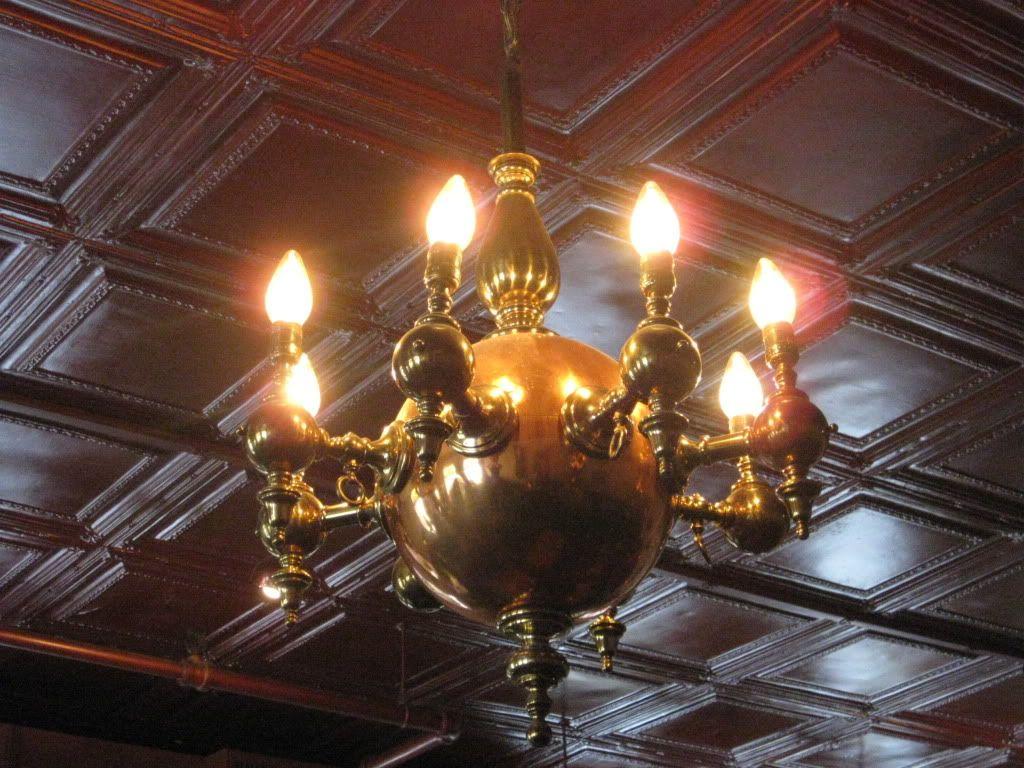 fashion steampunk gothic chandelier vintage victorian pin