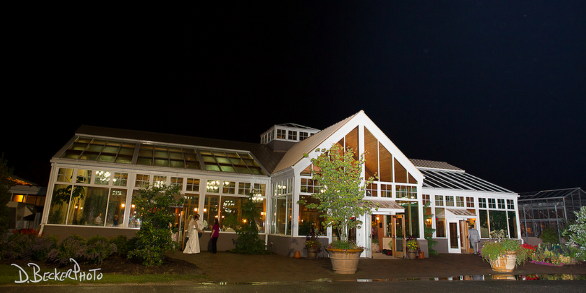 Conservatory At The Sussex County Fairgrounds Weddings