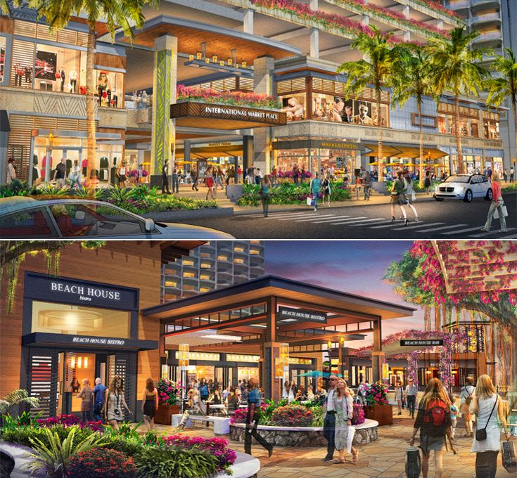 3cd05f07ce6 new-international-marketplace-hawaii-waikiki-2016 .NOT THE SAME TO MODERN