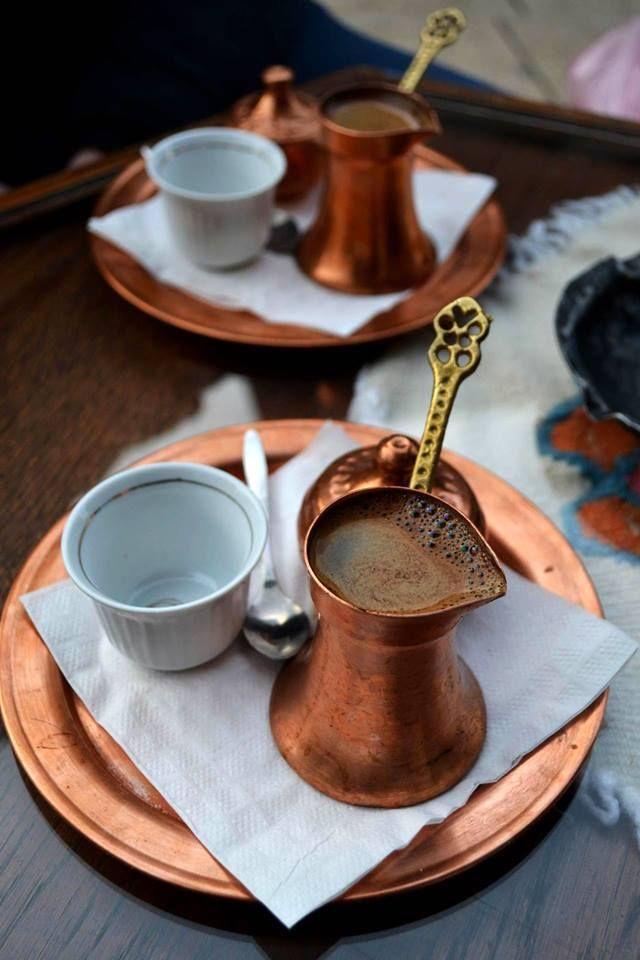 .Arabian coffee