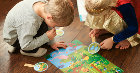 It's always fun to get a new perspective on Mother Goose Time and see how the tools and lessons are put to use.  Jill describes Mother Goose Time as a LIFESAVER. Has Mother Goose Time ever saved the day for you?  http://www.sproutandhoney.com/blog/2014/11/10/mother-goose-time-rainforest-day-1